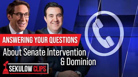 How Close was WI to Flipping? Can the Senate Overturn the Election? Dominion Demystified