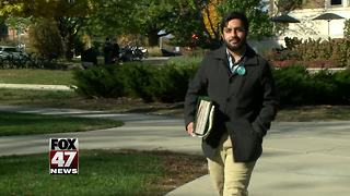 MSU student wins seat on East Lansing City Council - Video