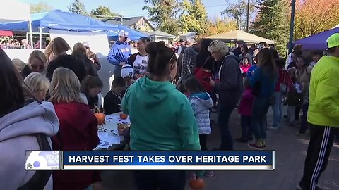 Harvest Fest at Heritage Park