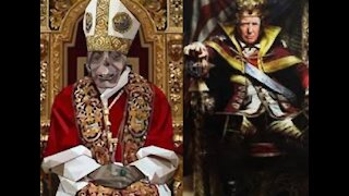 "The Story Of The "" CORPSE POPE TRIAL "" the Video"