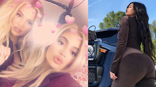 Kylie Jenner SHADES Tristan Thompson In Khloe Kardashian Congrats Video! - Video