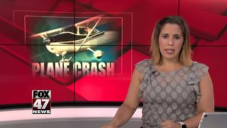 Teen pilot in fatal Detroit crash ran out of gas - Video