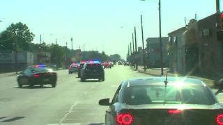 Chase following Amber Alert - Video