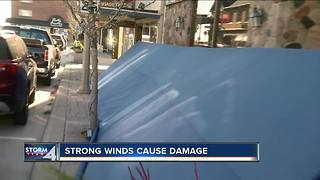 Winter winds slam SE Wisconsin