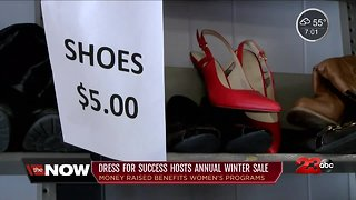 Dress for Success hosts annual winter sale