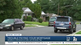 Trouble paying your mortgage
