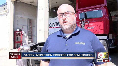 Semis can be scary, but they're safer than you think