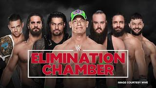 Digital Exclusive: WWE Elimination Chamber Predictions