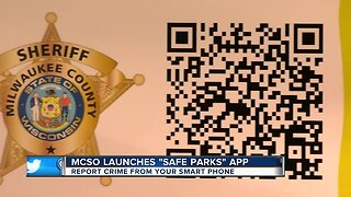 Milwaukee County Sheriff's Office launches 'Safe Parks' app