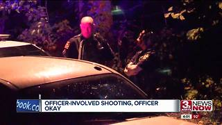 OPD investigating officer-involved shooting 4pm - Video