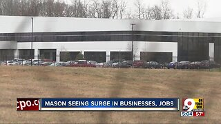 Mason works with businesses to grow research park