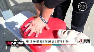 PulsePoint, app to help save lives, debuts in KC - Video