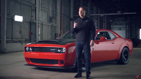 Controversial Dodge Demon, 'World's Fastest Quarter-Mile Production Vehicle,' Now Shipping to Dealers
