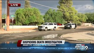 TPD investigating suspicious death near midtown