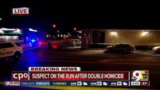 Bar fight turns into deadly double shooting