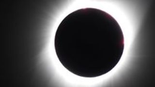 Crowd Erupts in Cheers During Total Eclipse in Jackson - Video