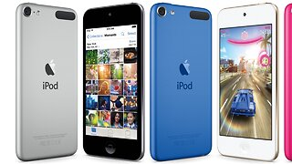 Apple's iPod touch revamp could diversify revenue