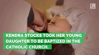 Mom Sentenced 7 Days in Jail for Baptizing Daughter - Video