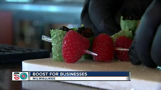 Local businesses look forward to business boost from Summerfest - Video