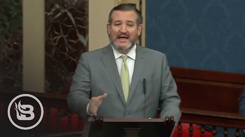 Ted Cruz EXPLODES on Chinese Communist Party From Senate Floor