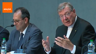 Cardinal Pell Charged with Historic Child Sexual Offences - Video