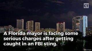 Democrat Mayor Charged With Corruption - Video