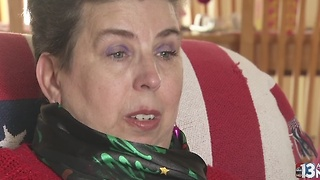 Valley woman forced to make impossible decision: Chemo or rent? - Video