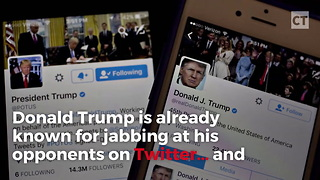 "Trump ""Bloody"" Tweet Has Liberal Heads Spinning - Video"