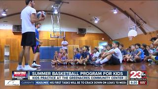 Summer Basketball Camp - Video