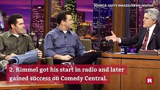 8 facts about comedian Jimmy Kimmel | Rare Humor