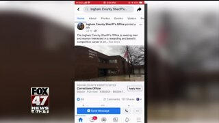 Law enforcement uses social media to find new officers