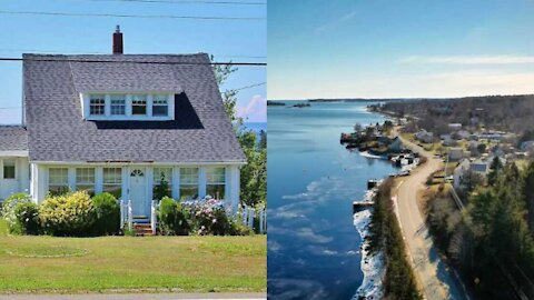 Nova Scotia Says Houses Are So Affordable There & These Waterfront Listings Prove It