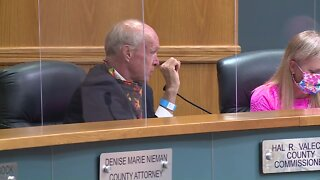 Palm Beach County commissioners discuss tougher penalties for establishments violating orders