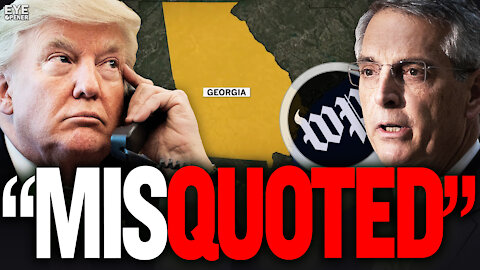 WaPo 'made up quotes' for Trump's Georgia call; Biden's open borders: Cartels & human traffickers win