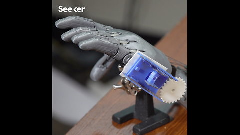 3D Printed Devices With Memory