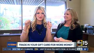 Trade in your gift card for more money! - Video