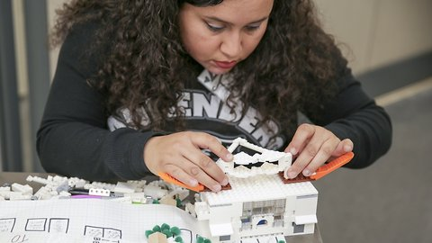 Youth Program Looks To Build Diversity In Architecture