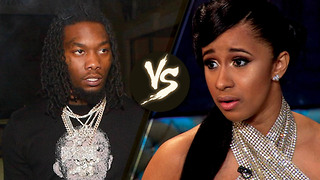 Cardi B & Fiancé Offset Involved in Major Fight for THIS Reason - Video