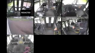 May's DDOT bus crash caught on camera - Video