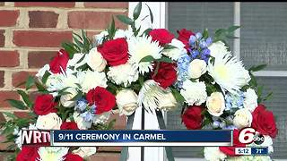 Carmel holds remembrance ceremony for 9/11 victims - Video