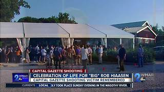 "Celebration of life for ""Big"" Rob Hiaasen"