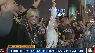 Outback Bowl Parade - Video