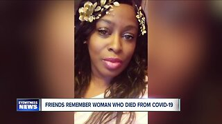 Friends remember Buffalo woman who died due to COVID-19