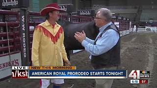 American Royal Pro Rodeo - Video