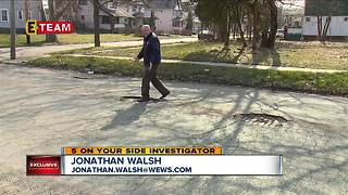 Broken Roads, Broken System: Cleveland councilman answers tough questions about his streets - Video