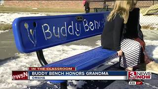 Buddy Bench at Oakdale - Video