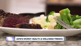 2019's worst health and wellness trends