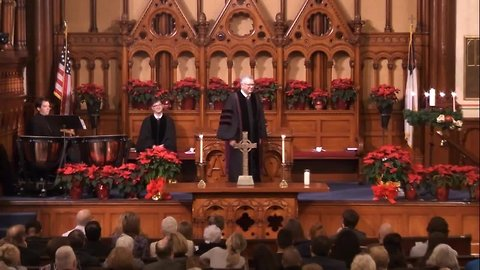 Sponsored: Christmas mass at Old Stone Church
