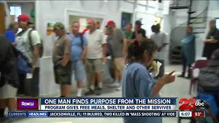 The Mission at Kern County rehabilitates lives