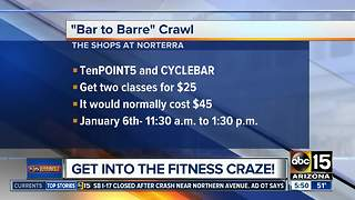 Get a great deal on 'Bar to Barre' fitness - Video
